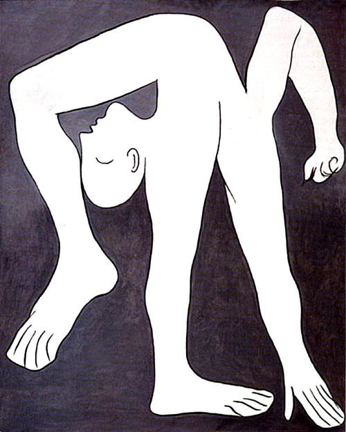 Pablo Picasso L'acrobate 1930