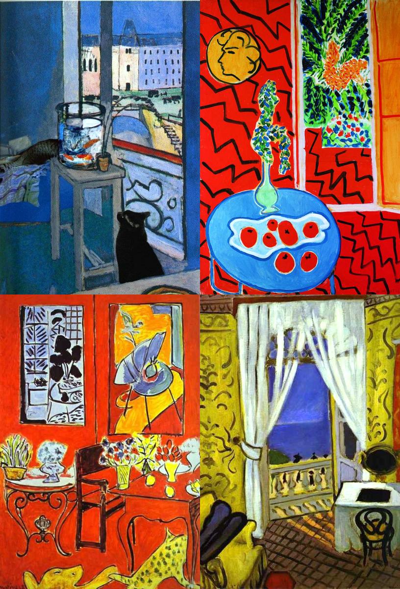 Interiors Matisse